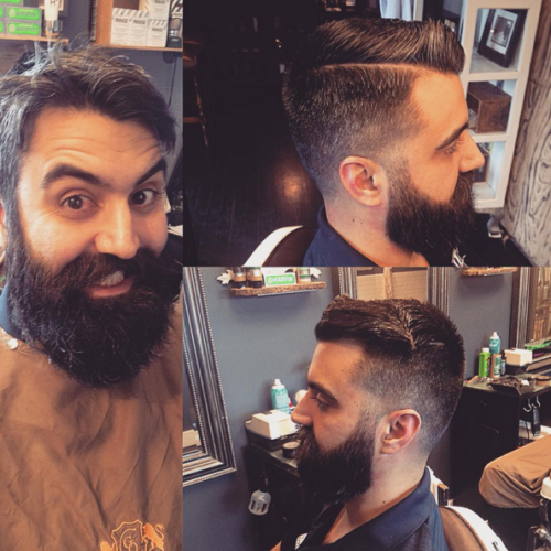 Mens Haircut Bergen County NJ 13