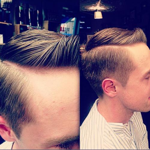 Mens Haircut Bergen County NJ 16