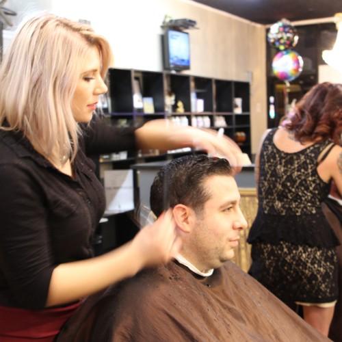 Mens Haircut Bergen County NJ 2