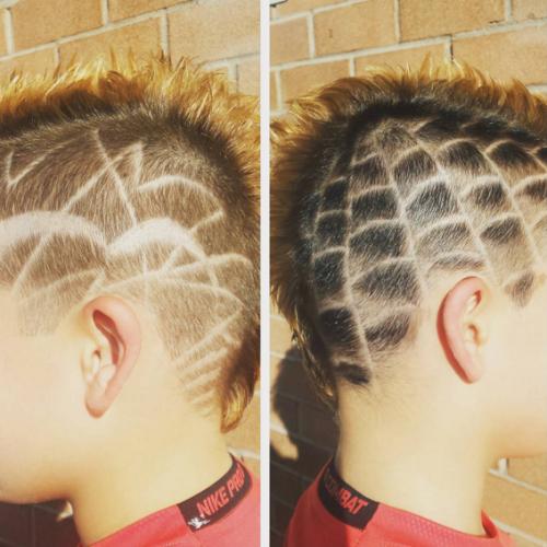 Mens Haircut Bergen County NJ 6